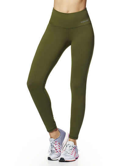 Babalu Fashion high-waist supplex leggings, full length