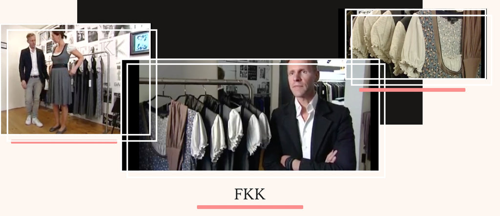 "FKK of Hamburg sells a much more muted, ""understated fashion"" version of the Dirndl."