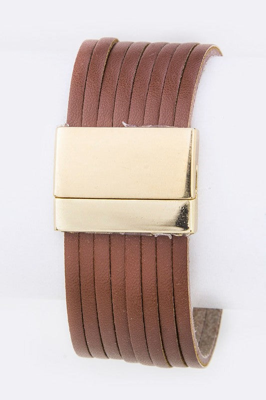 Chimayo Leather Wrap