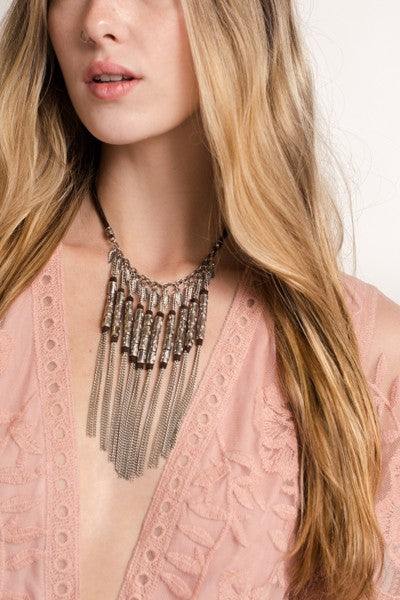 Shoshone Statement Necklace