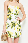 Lemon Garden Dress