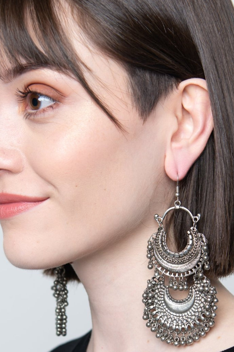 Saloon Chandelier Earrings