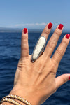 Ivory Breeze Ring