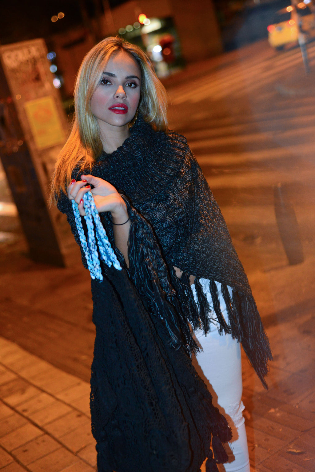 City Girl Poncho