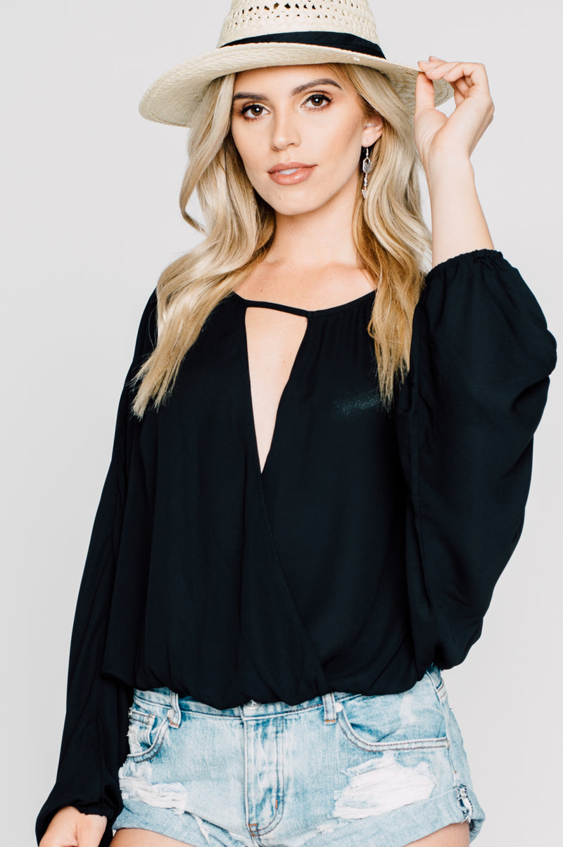 Love Cut Top