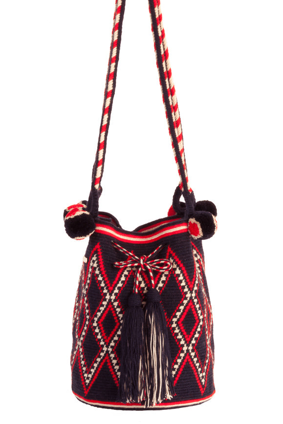 Turbaco Wayuu Tote Bag