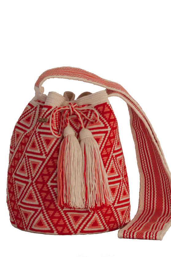 Soledad Wayuu Shoulder Bag