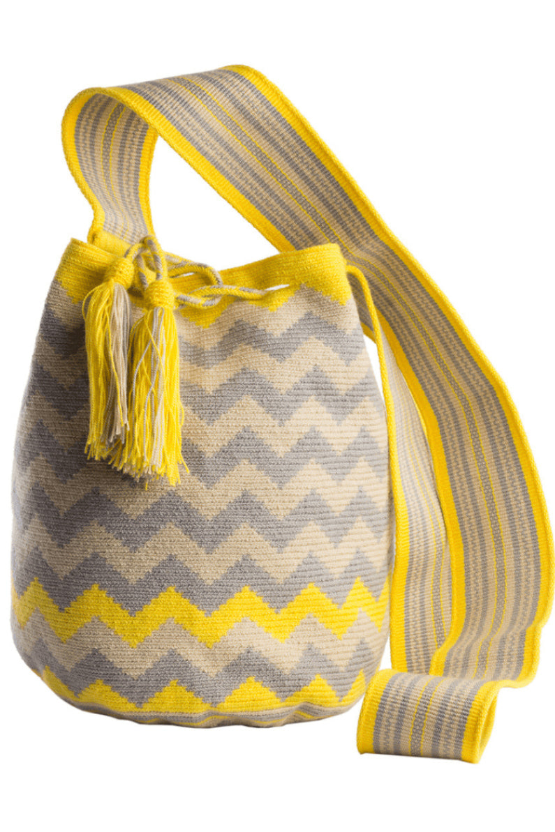 La Boquilla Wayuu Shoulder Bag