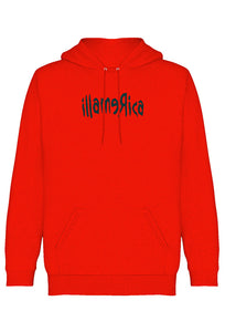 korn hoody (red)