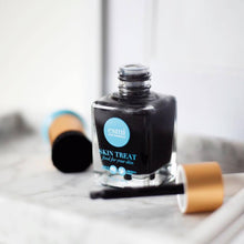 Load image into Gallery viewer, Detoxifying Charcoal Serum + FREE Brush