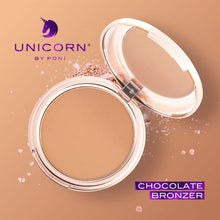 Load image into Gallery viewer, PONi Cosmetics Unicorn Chocolate Bronzer