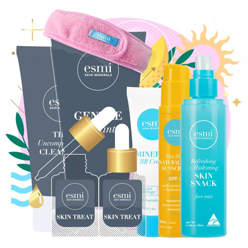 Get That Summer Glow Skin Bundle
