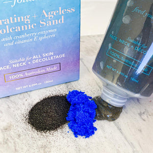 Hydrating + Ageless Volcanic Sand Gentle Foliant