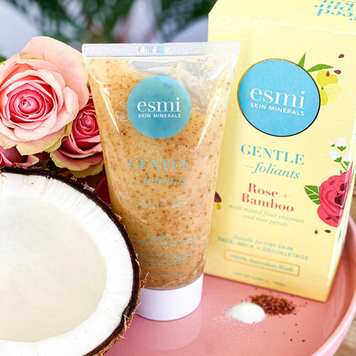 Rose + Bamboo Gentle Foliant