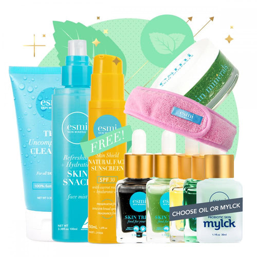 Acne Skin Solution Bundle