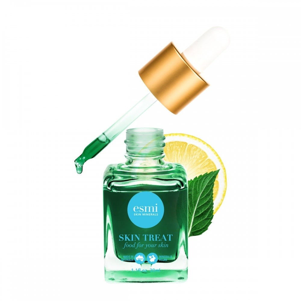 Peppermint Green Oil