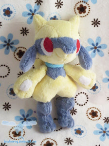 Riolu Plush Pattern