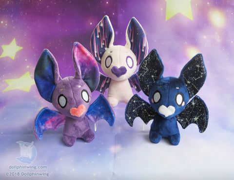 Space Bat Plushie${tags}