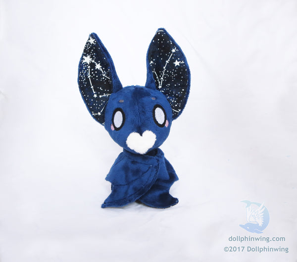 Space Bat Plushie