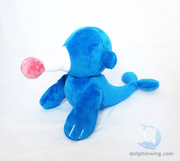 Circus Seal Plush Sewing Pattern${tags}