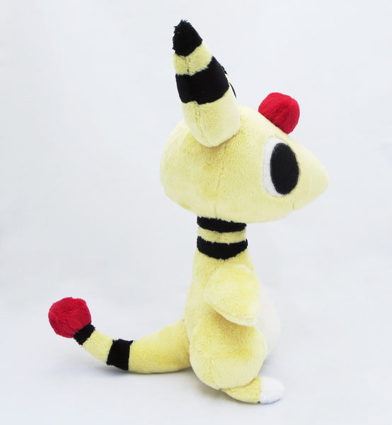 Ampharos Plush Sewing Pattern PDF sewing pattern and tutorial plush_sewing_pattern, pokemon, sewing_pattern