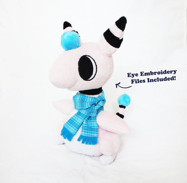 Shiny Ampharos Sewing Pattern PDF${tags}