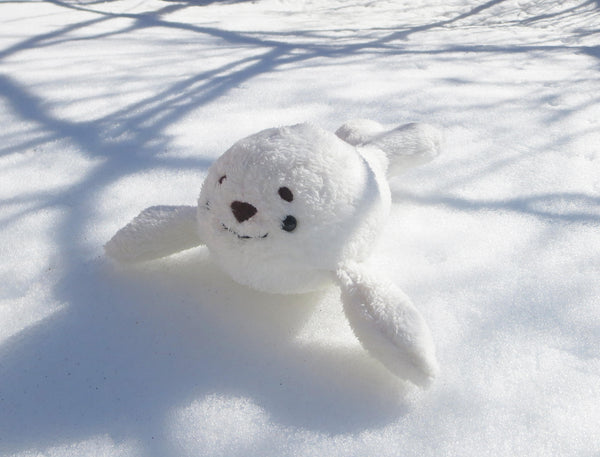 Seal Plushie Pattern ${tags}