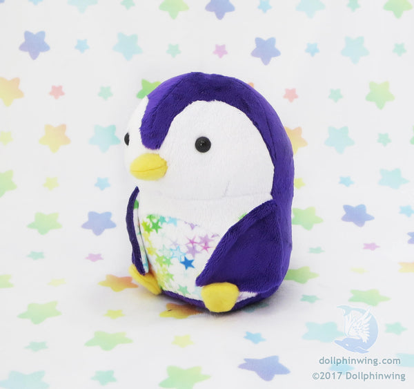 Penguin Plush Sewing Pattern${tags}