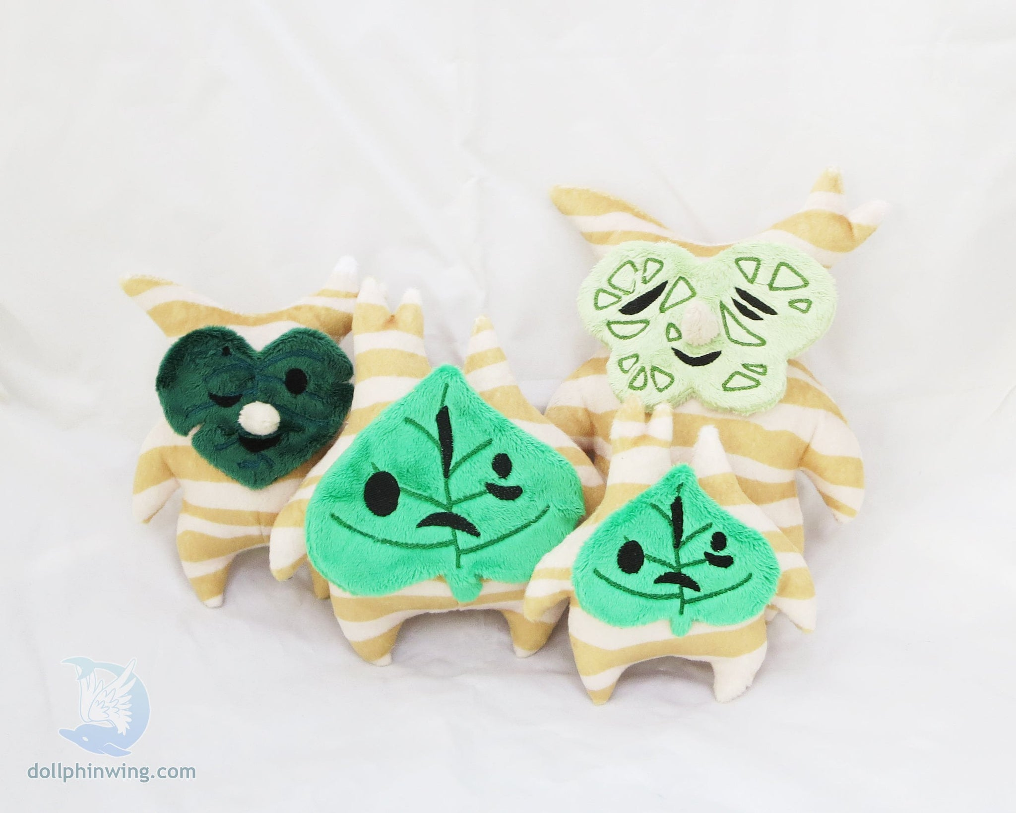 Korok Plushie Makar Plush Ready to Ship