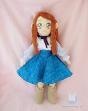 Load image into Gallery viewer, Penguindrum Himari Doll | Himari Takakura Plush Doll with Penguin