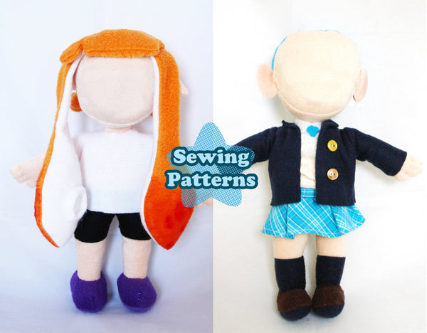 Chibi Person Clothing and Squid Hair Bundle Pack PDF${tags}