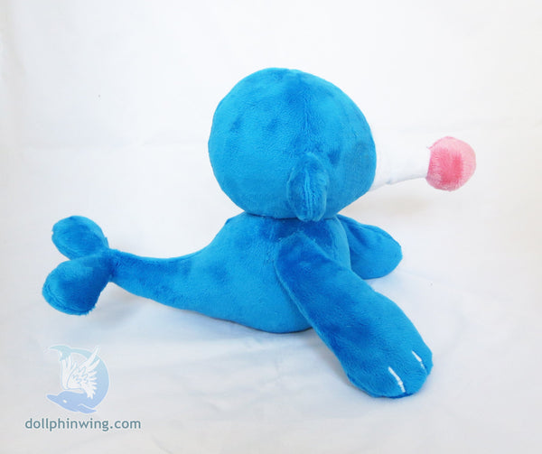 Circus Seal Plush Sewing Pattern