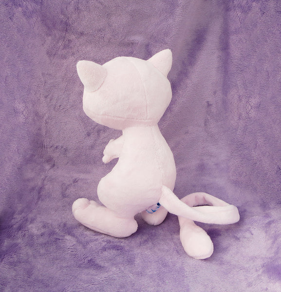 Mew Plushie Sewing Pattern
