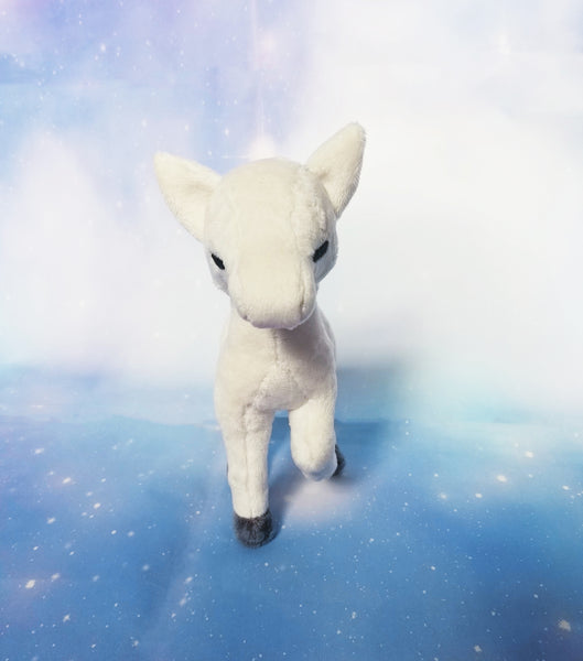 Unicorn Pegasus Plushie Sewing Pattern
