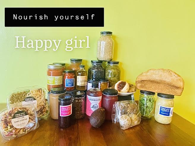 Happy Girl Friday Box - 1 Week: February 26th  *Monterey County Only*