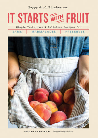It Starts With Fruit - the book!