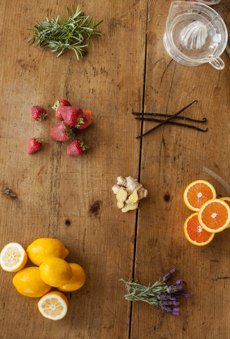 January 25th: citrus 4 different ways in Pacific Grove 5-8pm