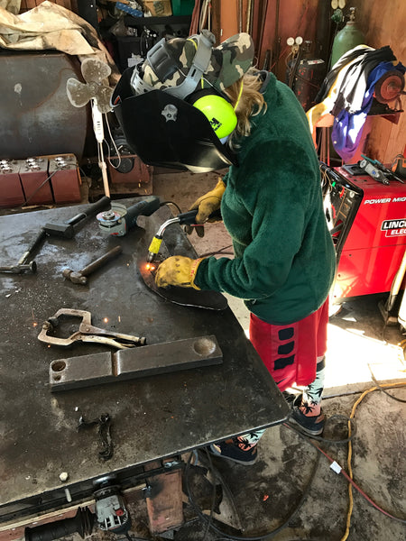 July 22-25  Overnight Summer Camp - Welding, Cooking and Boating!
