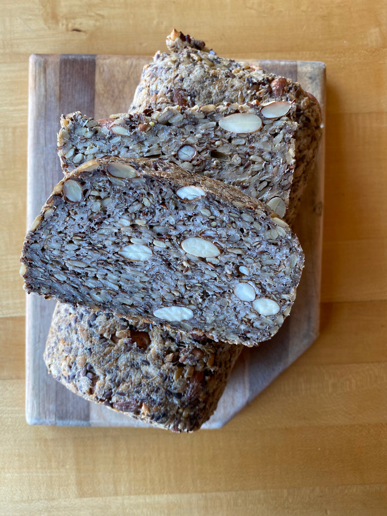 Full Loaf of Gluten free - seed and nut bread