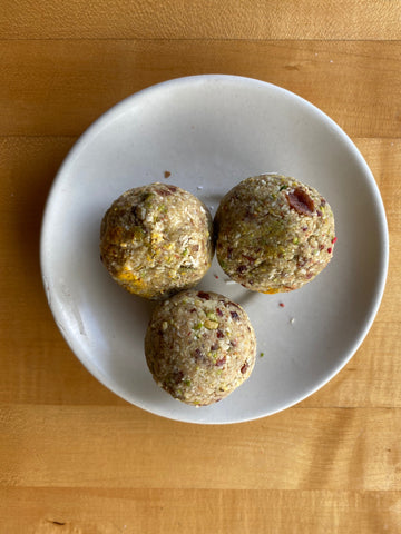 Pistachio Bliss Ball V/GF/Raw 3 pack