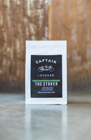 Captain + Stoker Coffee Beans:  Stoker blend