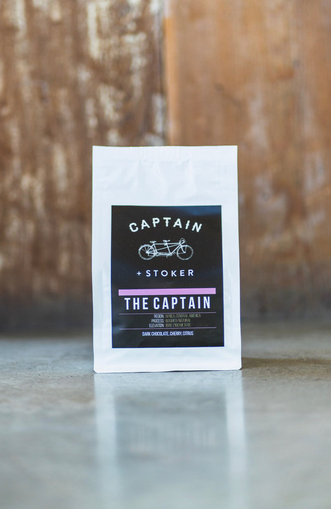 Captain + Stoker Coffee Beans: The Captain