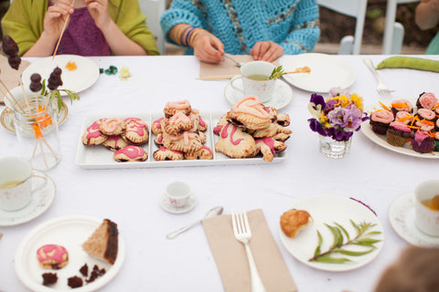 October 21-Kids Baking with preserves (8-12 years old) Pacific Grove, 4-7pm