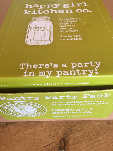 Pantry Party Pack - The Savory box