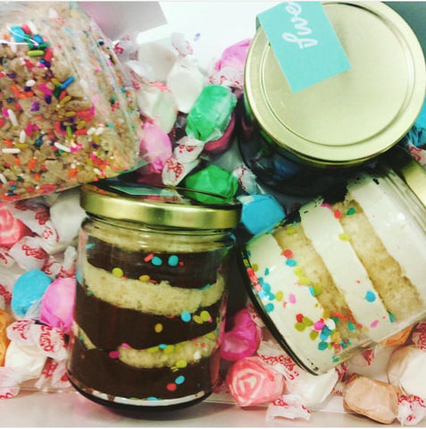Care Package -Treats, Jars & Cookies