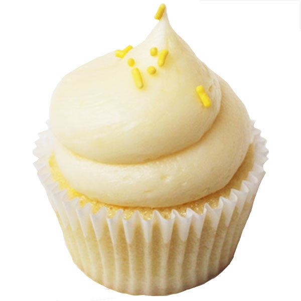 Double Lemon Cupcake