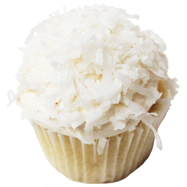 Coconut Buttercream Cupcake