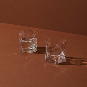 [Backorder] Asymmetrical Whiskey Glass
