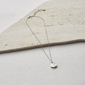 Emery Necklace — Silver