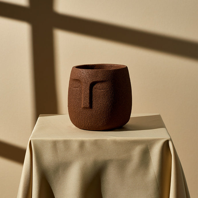 Face Planter (Medium) — Terracotta